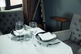 Linge pour hôtellerie et restauration. Linge de lux fabriqué dans le nord de la france, Bergan.