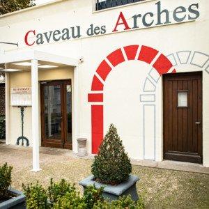 Façade Caveau des Arches