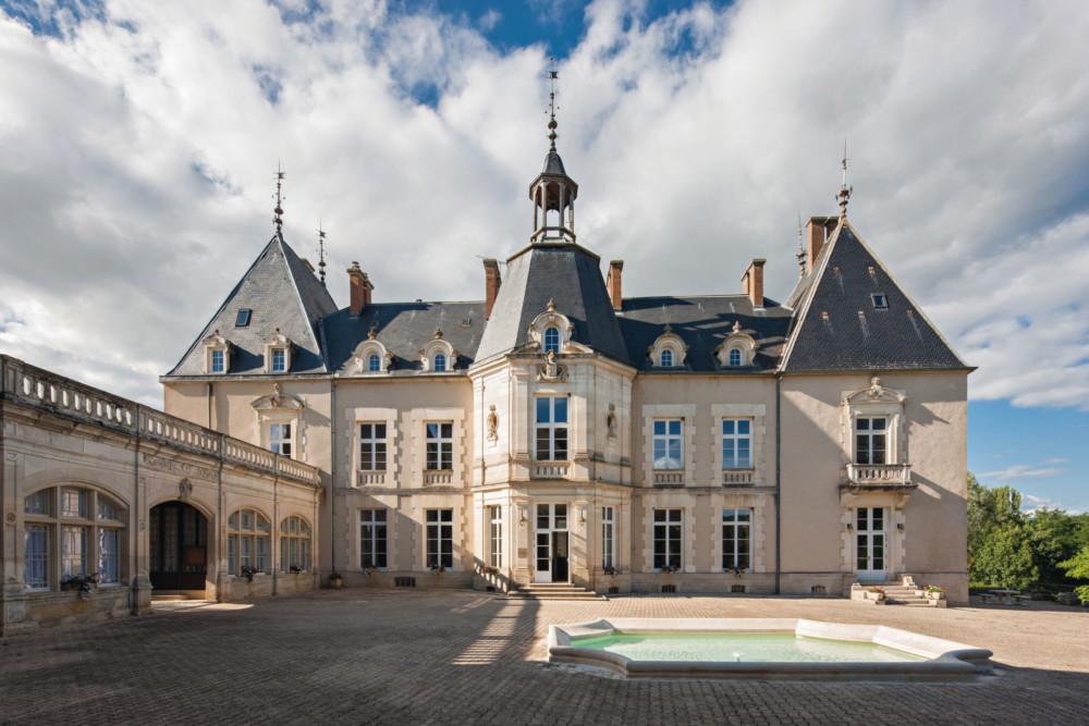 Château de Sainte Sabine