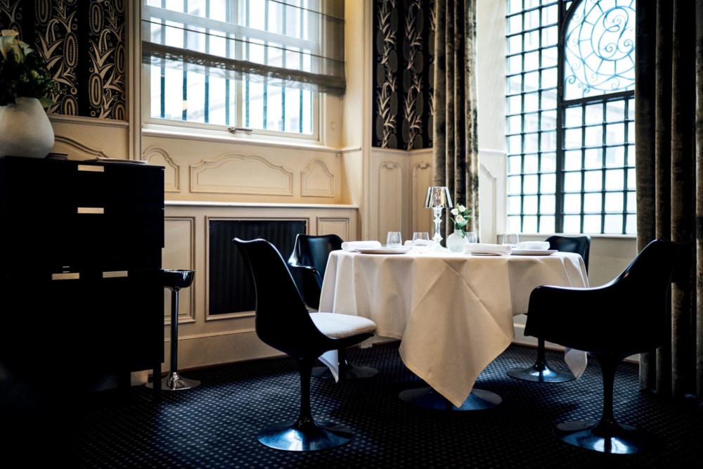 Restaurant La Mère Brazier à Lyon