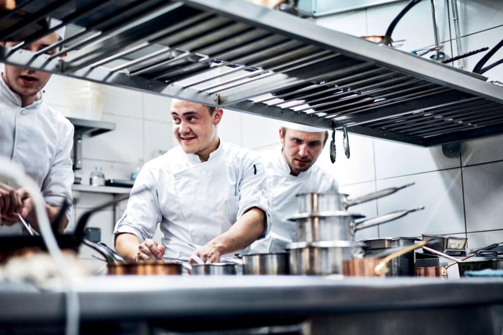 Rodolphe Tron, Chef Pâtissier de la Mère Brazier à Lyon