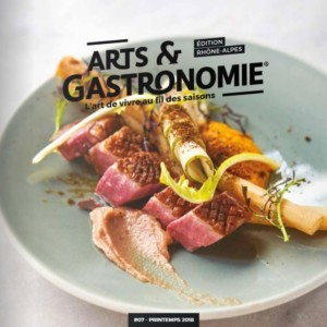 Arts & Gastronomie Rhône Alpes - 07