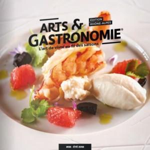 Arts & Gastronomie Rhône Alpes - 08