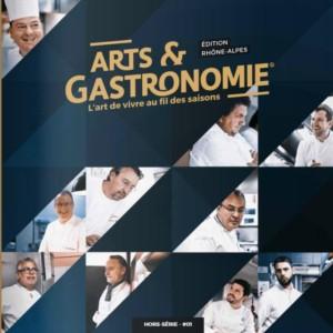 Arts & Gastronomie Rhône Alpes - HS 01