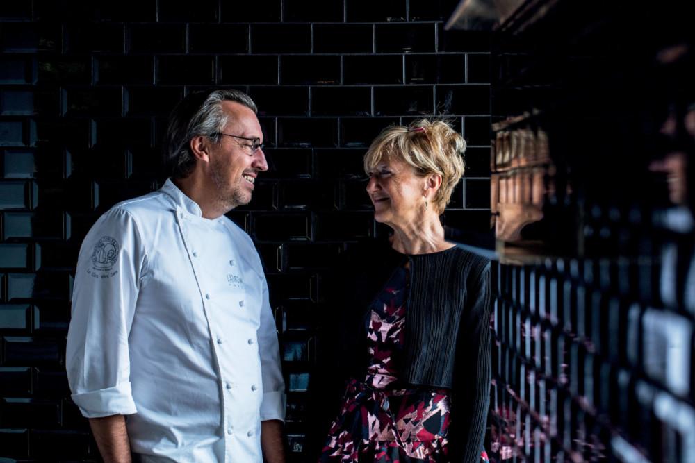 Laurent et Martine Petit - Clos des Sens