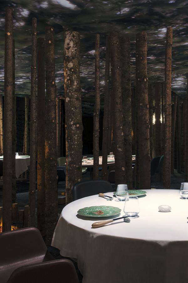 URSUS - Salle du restaurant - 2