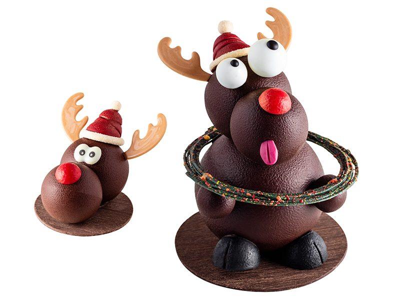 Edwart Chocolatier, Rudolph le renne