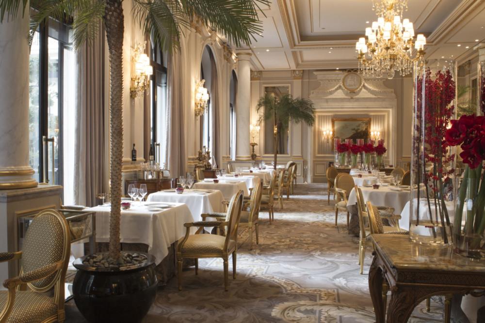 Le Cinq Restaurant
