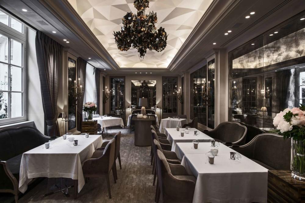Restaurant Hôtel de Crillon