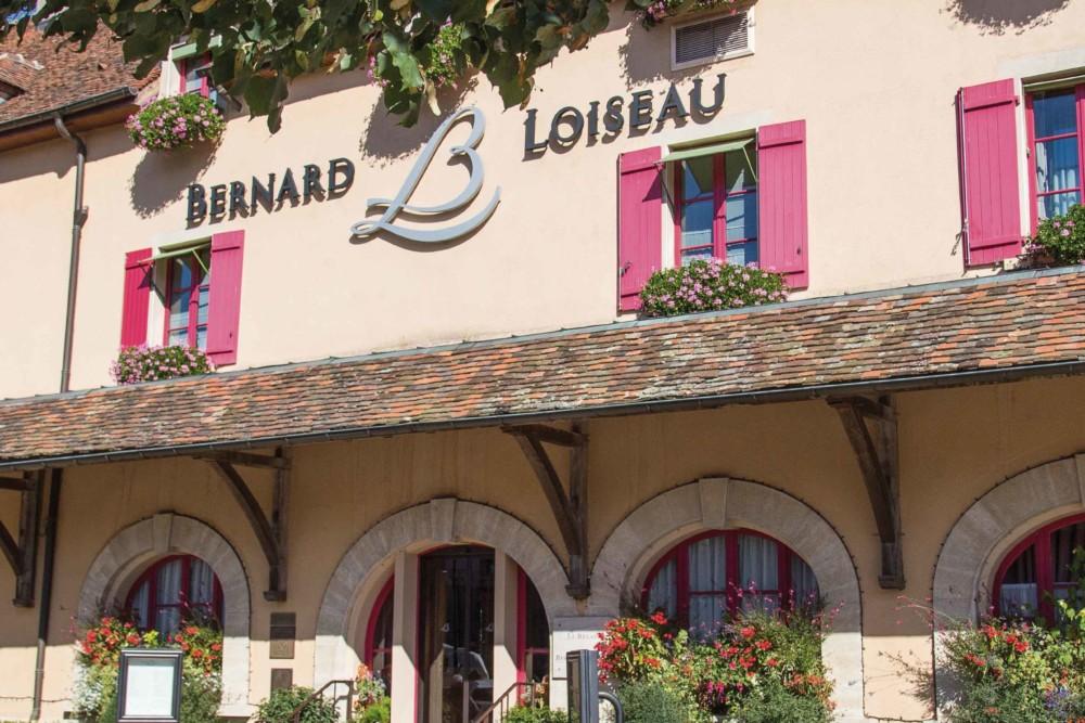 Hôtel Restaurant Bernard Loiseau à Saulieu