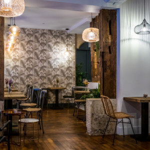 Madeleine Café