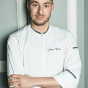 JORDAN BILLAN CHEF A HSOTELLERIE CEDRE & SPA BEAUNE