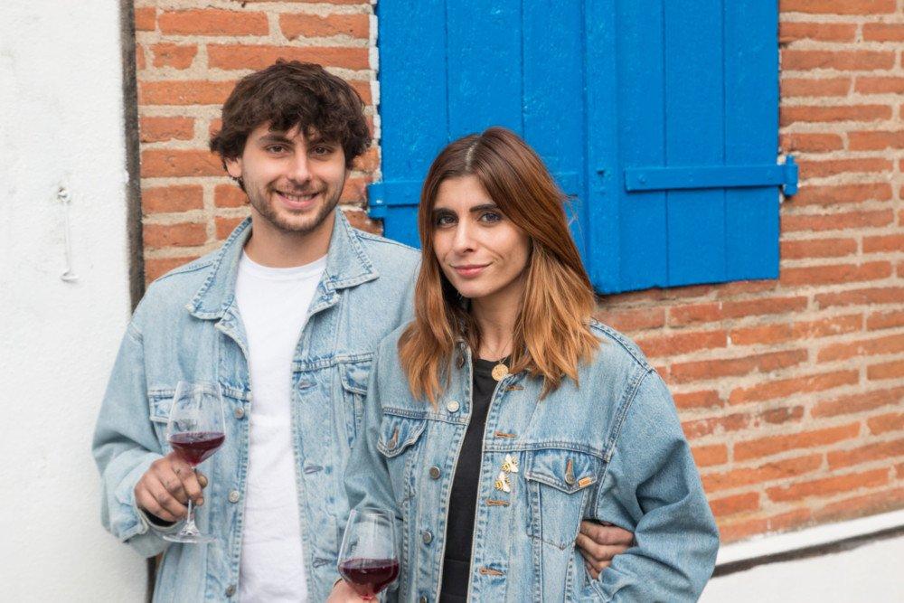 Morgane et Nicolas