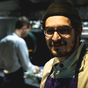 Restaurant Cibo chef Angelo Ferrigno