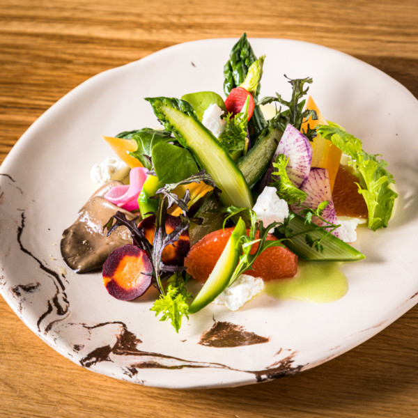 Restaurant l'expression Beaune Damien Ravion