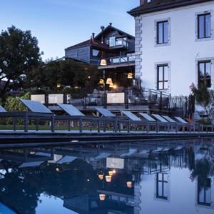 Hôtel Restaurant Le Clos Des Sens à Annecy