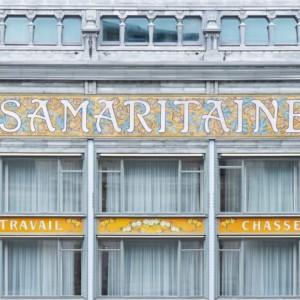 Samaritaine Paris Pont Neuf