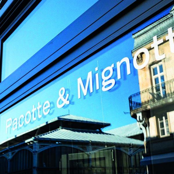 Pacotte et Mignotte