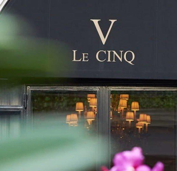Hôtel Restaurant Le Cinq